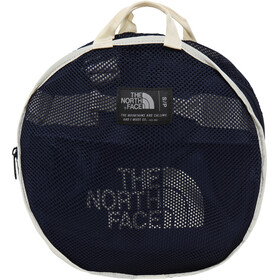 The North Face Base Camp Duffel S, montague blue/vintage white